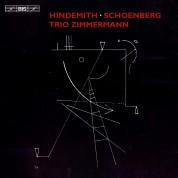 Trio Zimmermann: Hindemith & Schoenberg - SACD