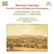 Bassoon Concertos From The Courts Of Baden-Wurttemberg - CD