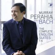 Murray Perahia: Bach: English Suites 1 - 6 - CD