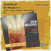 Monika Frimmer, Mechthild Georg, Christoph Pregardien, Stephan Schreckenberger, Rheinische Kantorei, Das Kleine Konzert, Hermann Max: Handel/ Mozart: Der Messias - CD