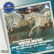 The English Concert, Trevor Pinnock: Handel: Water Music - CD