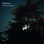 Oded Tzur: Here Be Dragons - CD