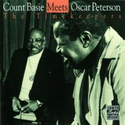 Count Basie, Oscar Peterson: The Timekeepers Original recording reissued - CD