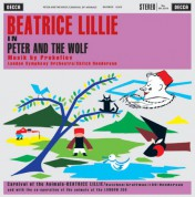 Beatrice Lillie, London Symphony Orchestra, Skitch Henderson: Prokofiev: Peter and the Wolf - Plak