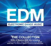 Çeşitli Sanatçılar: EDM - The Collection - CD