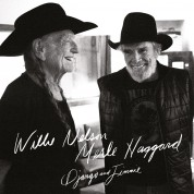 Willie Nelson: Django And Jimmie - Plak