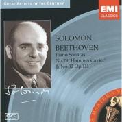 Solomon: Beethoven: Piano Sonatas No 29, 32 - CD
