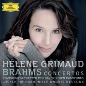 Hélène Grimaud: Brahms: Piano Concertos 1, 2 - Plak