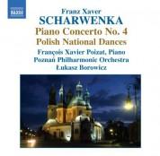 Lukasz Borowicz: Scharwenka: Piano Concerto No. 4 - Polish Dances - Mataswintha: Overture - Andante religioso - CD