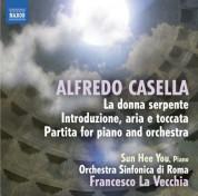 Francesco La Vecchia: Casella: La donna serpente  - Partita - CD