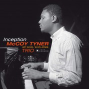 McCoy Tyner: Inception (Images by Iconic Photographer Francis Wolff) - Plak