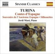 Jordi Masó: Turina: Piano Music, Vol. 5 - CD