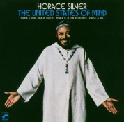 Horace Silver: The United States Of Mind - CD