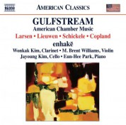 enhake: Gulfstream: American Chamber Music - CD