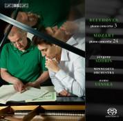 Yevgeny Sudbin, Minnesota Orchestra, Osmo Vänskä: Beethoven & Mozart: Piano Concertos - SACD