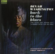 Dinah Washington: Back to the Blues (Remastered) - Plak