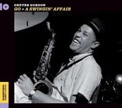 Dexter Gordon: Go - CD