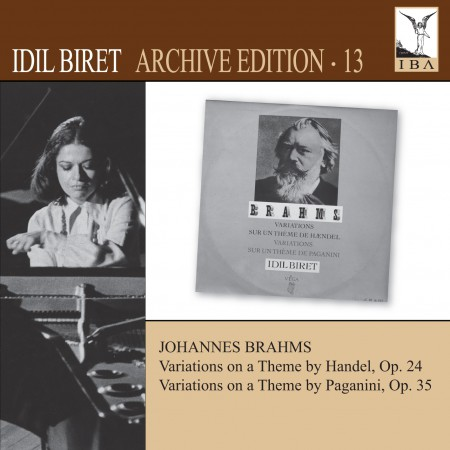 Idil Biret Archive Edition, Vol. 13 - CD