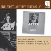 Idil Biret Archive Edition, Vol. 13 - CD