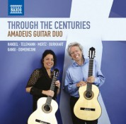 Amadeus Guitar Duo: Through the Centuries - CD