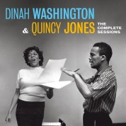 Dinah Washington, Quincy Jones: The Complete Sessions (73 Tracks!). - CD