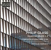 Nicolas Horvath: Glass: Glassworlds 2 - CD