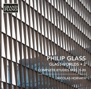 Nicolas Horvath: Glass: Glassworlds 2 - CD