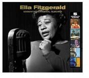 Ella Fitzgerald: Essential Original Albums (Ella Swings Gently With Nelson+Ella Swings Brightly With Nelson + Ella In Berlin +The Cole Porter Songbook) - CD