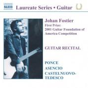 Guitar Recital: Johan Fostier - CD