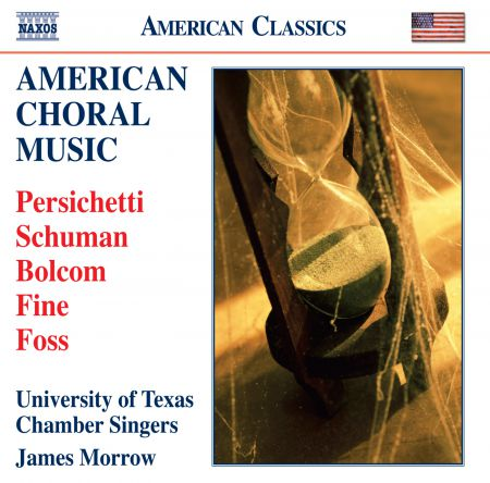 University of Texas Chamber Singers: American Choral Music - CD