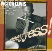 Victor Lewis: Eeeyyess! - CD