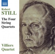 Villiers Quartet: Still: The 4 String Quartets - CD