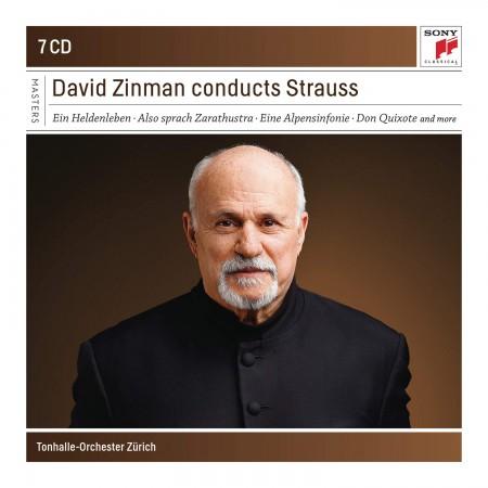 David Zinman: Conducts Strauss - CD