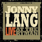 Jonny Lang: Live at the Ryman - CD