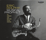 Eric Dolphy: Musical Prophet: The Expanded 1963 New York Studio Sessions - CD