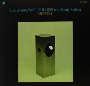 Shelly Manne, Bill Evans, Monty Budwig: Empathy - Plak