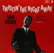 Sam Cooke: Twistin´ The Night Away - Plak
