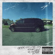 Kendrick Lamar: Good Kid, M.A.A.D. City - Plak
