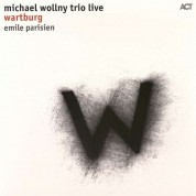 Michael Wollny Trio: Wartburg - CD