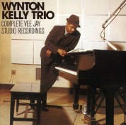 Wynton Kelly: Complete Vee Jay Studio Recordings - CD