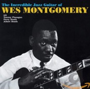 Wes Montgomery: The Incredible Jazz Guitar Of Wes Montgomery + 2 Bonus Tracks - CD