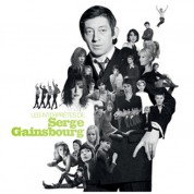 Serge Gainsbourg: Les Interpretes De Serge Gainsbourg - CD