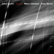 John Taylor, Marc Johnson, Joey Baron: Rosslyn - CD