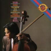 Yo-Yo Ma: Dvorak: Cello Concerto Op. 104 - CD