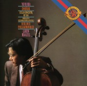 Yo-Yo Ma: Dvorak: Cello Concerto Op. 104 - CD