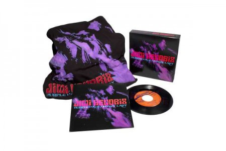 Jimi Hendrix: Purple Haze b/w Foxey Lady (Limited Edition - 7