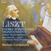 Michele Campanella: Liszt: Studies and transcriptions - CD