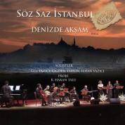 Söz Saz İstanbul: Denizde Aksam - CD