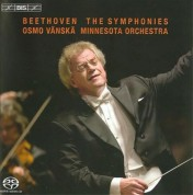 Minnesota Orchestra, Osmo Vanska: Beethoven: The Symphonies - SACD