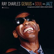 Ray Charles: Genius+Soul = Jazz - Plak